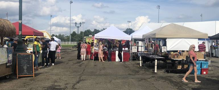 Edison Chamber of Commerce Hosts 2nd Annual Food, Wine and Beer Festival