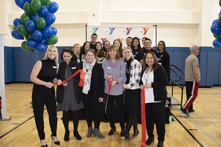 Berkeley Heights YMCA Staff