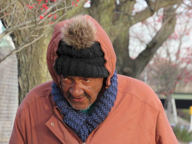 Lack of Camden Warming Centers Means Some Homeless Have to Make Due on Cold Nights