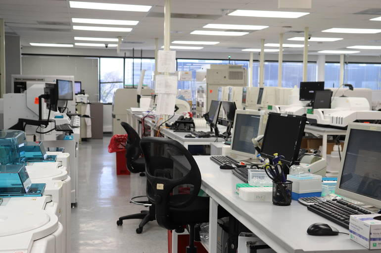First COVID-19 Saliva Test in US Launched by South Plainfield-Based Accurate Diagnostic Labs and Rutgers University Cell & DNA Repository