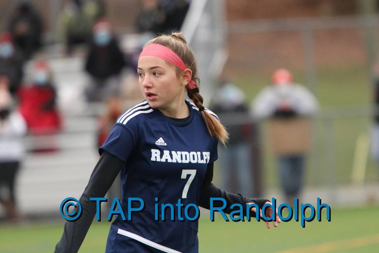 Randolph Girls Soccer Secures State Sectional Championship With Win Over Mt. Olive
