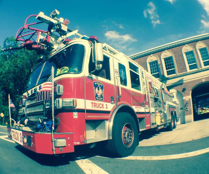 Fire Union President: COVID Couldn't Stop Us From Doing Our Job
