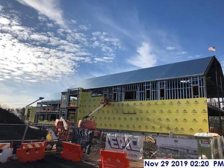 Mayor's Corner- Municipal Complex Edition, Week Ending November 29, 2019