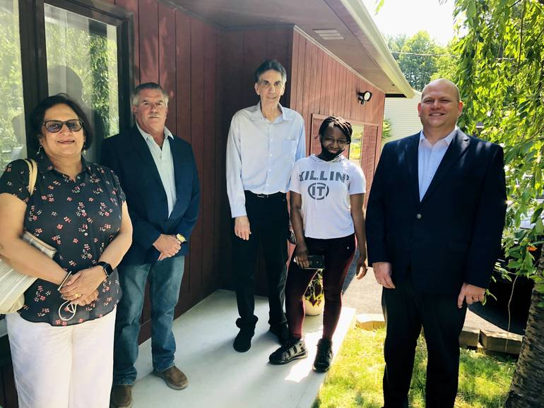 """Cranbury: A New Home Provides """"A Normal Life"""" for the Disabled"""