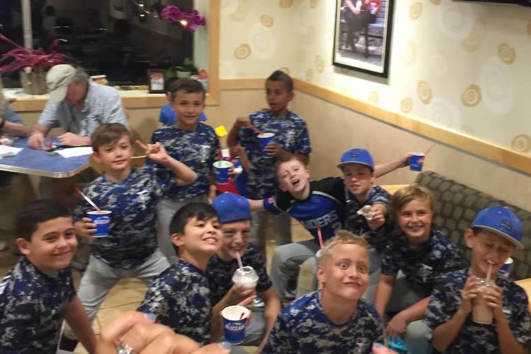 Scotch Plains-Fanwood 9U Blue Wins Summer League Championship