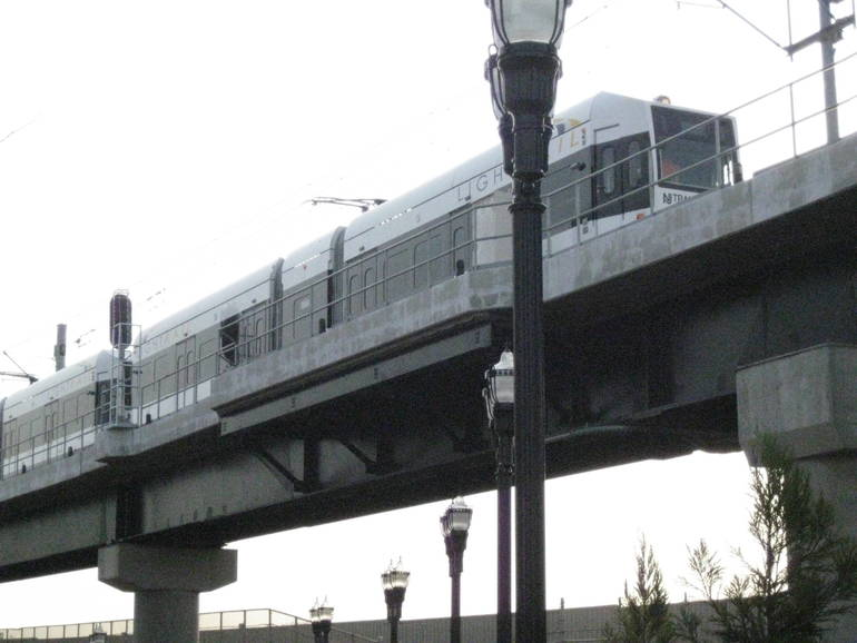 Light Rail Extension to Serve Jersey City's Growing Bayfront