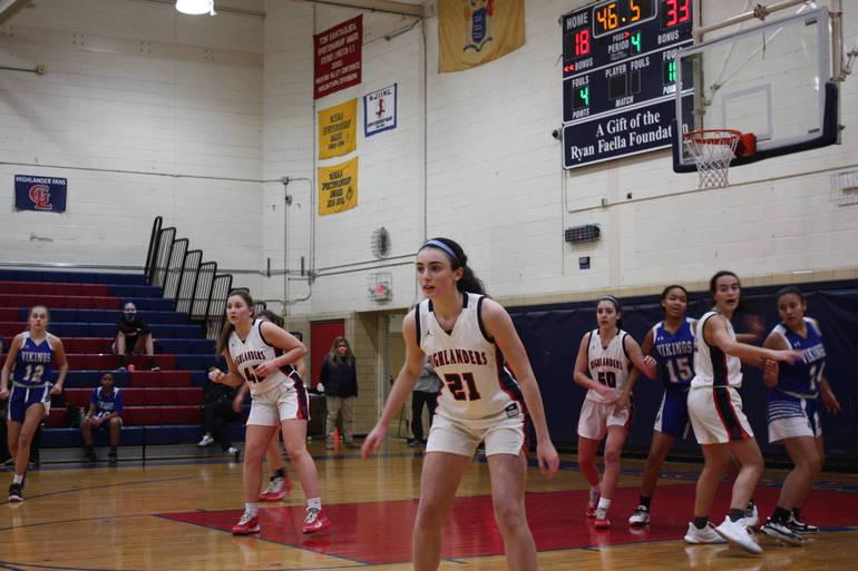 Girls Basketball: 'Relentless' Lady Highlanders Finish Season 9-3 (Photo Gallery)