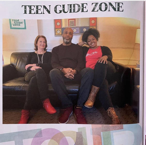 3/5 Teen Guide Zone Staff