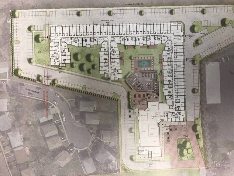 Planning Board Approves 156-Unit Apartment Building off Magie Avenue