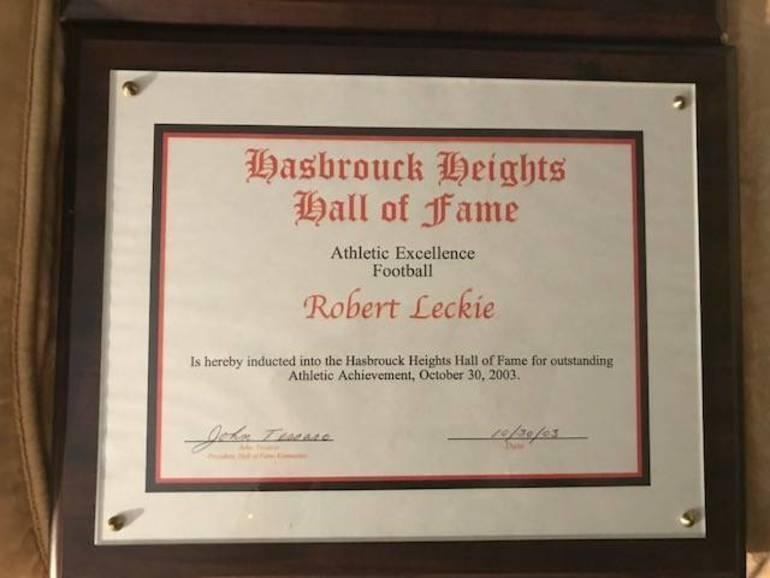 IMG_7424 HOF certificate football player from Lorraine Leckie.jpg