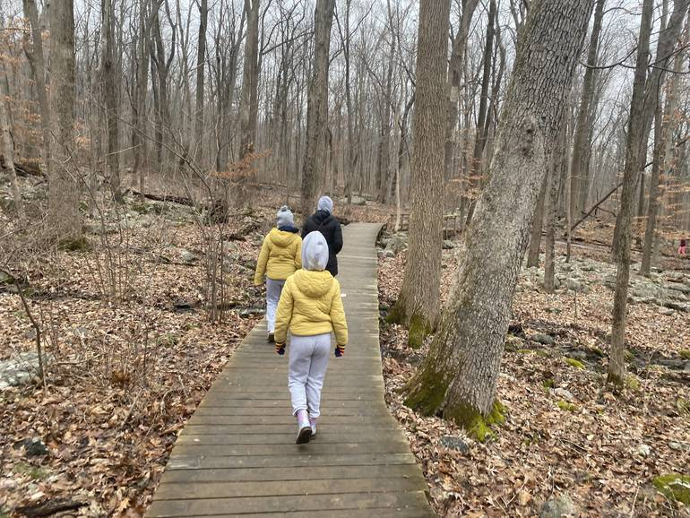 Franklin Township: Winter Family Hikes