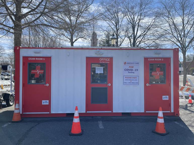 Cranford's COVID-19 Mobile Test Site Opens Wednesday
