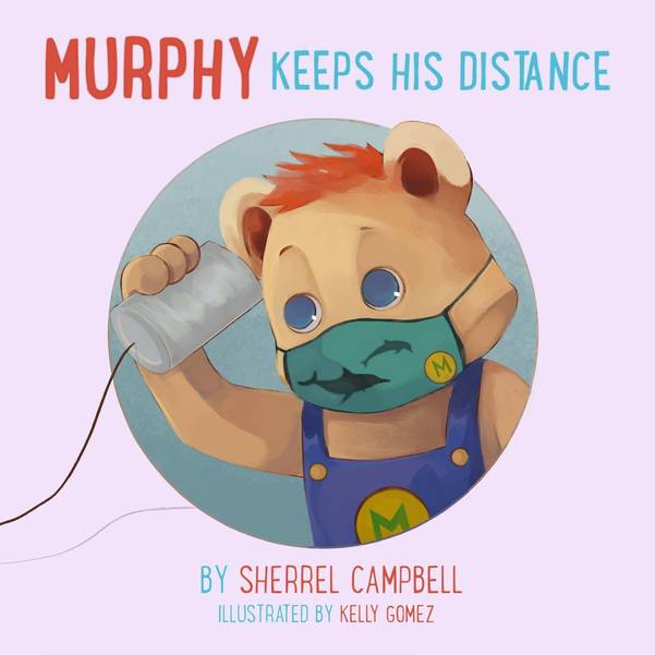 Local Author Sherrel Campbell Launches 'The Murphy Bear' Series