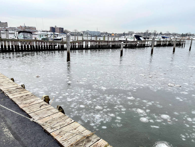 """Red Bank Ice Boat Club Christmas Party – """"Rocket"""" Video"""