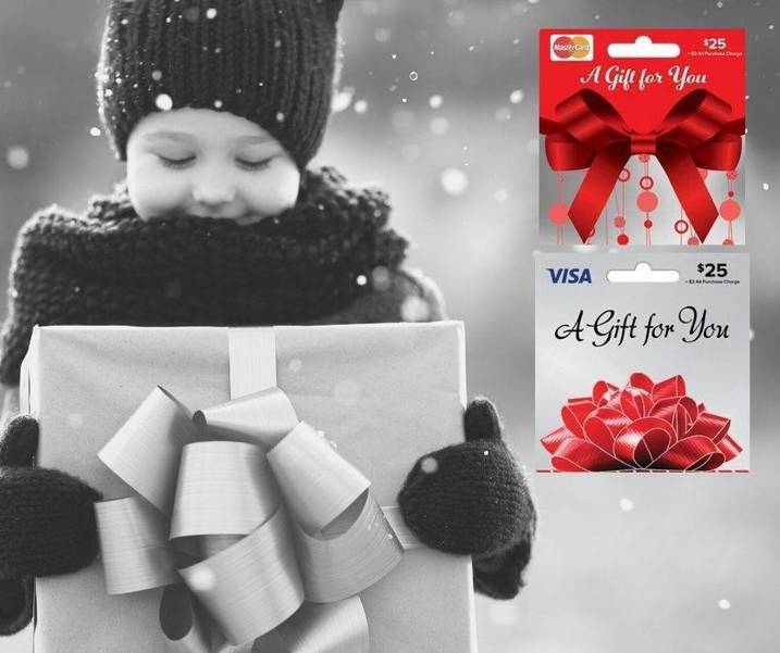 Help Bring Smiles to Children Suffering from Cancerthis Holiday Season with a $25 Gift Card!