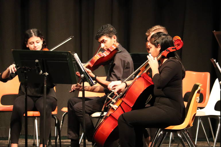 South Plainfield High School's Winter Concert Brings Holiday Cheer While Showcasing Talent