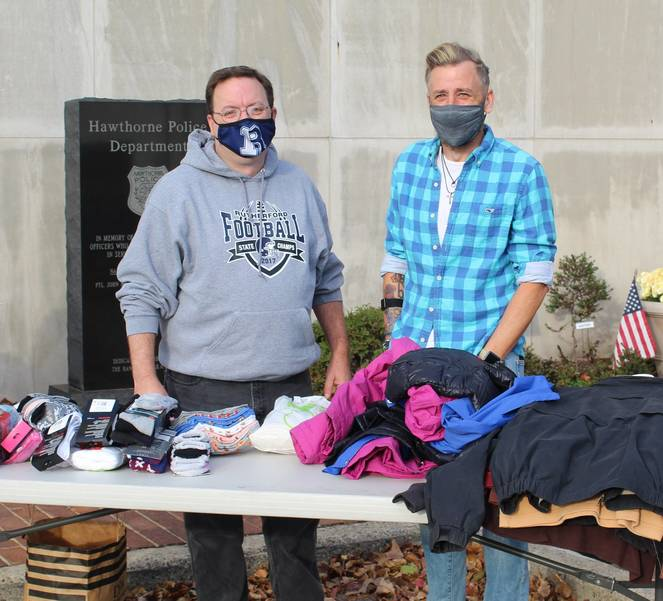 Hawthorne Pride Alliance Clothing Collection Highlights Lack of LGBT-Safe Shelters in Passaic County
