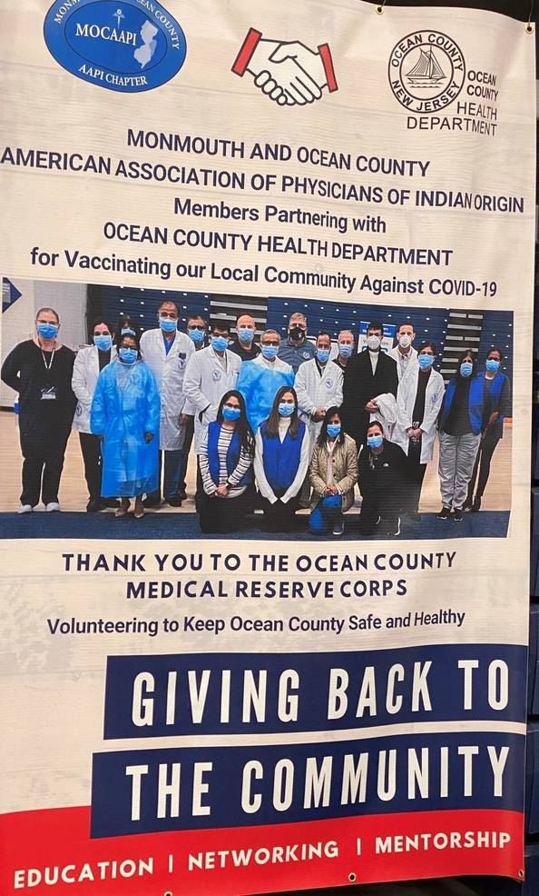 Behind the Scenes of Ocean County's Largest COVID-19 Vaccine Site