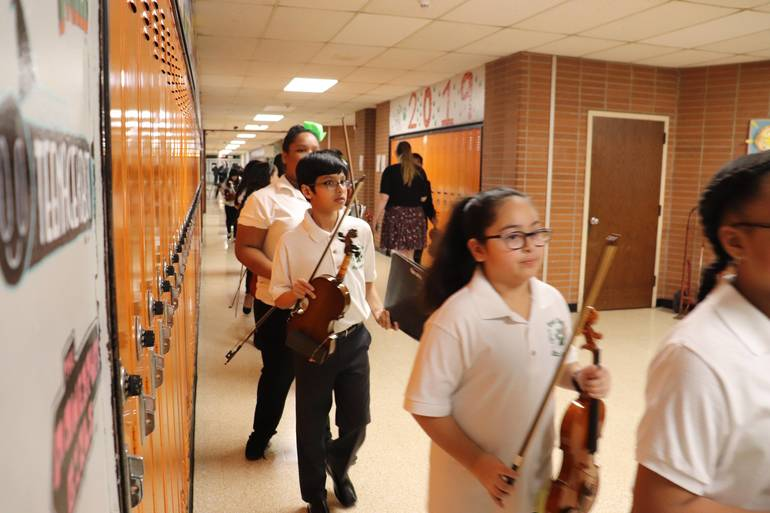 The 51st Annual All-District Music Festival Showcases South Plainfield's Musical Talent from 5th through 12th Grades