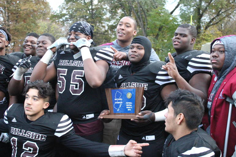 Hillside Football Keeps Making History with First Back-to-Back State Titles; South Jersey Bowl Game at MetLife Stadium Set for Dec. 1