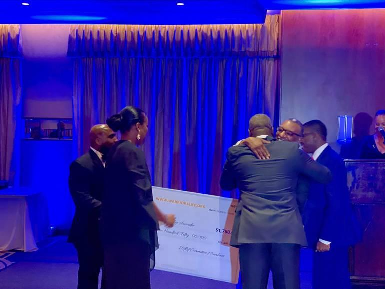 Warrior for Life Scholarship Foundation Hosts 3rd Annual Scholarship Gala