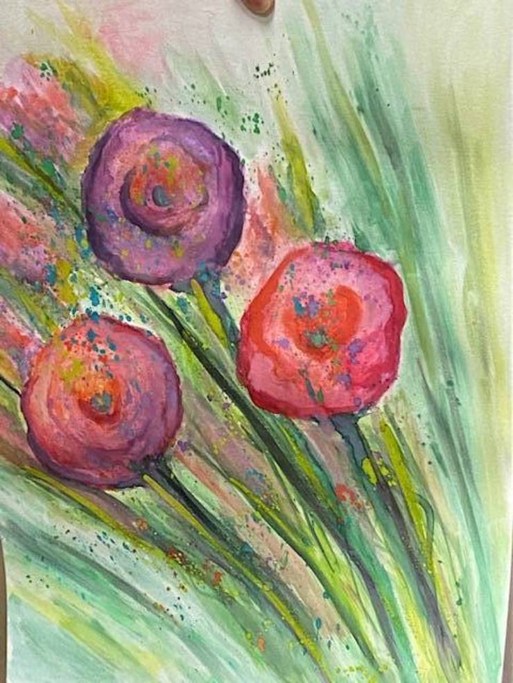CWI.Design Hosts Watercolor Fundraising Event for Connie Dwyer Breast Center Foundation