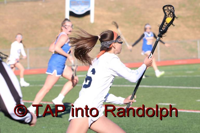 Randolph Girls Lacrosse Undergoing Youth Movement in 2019