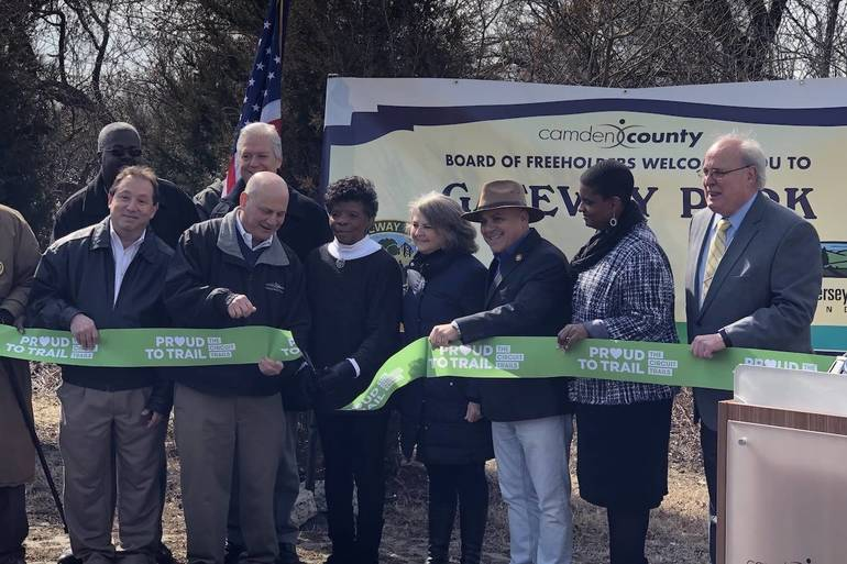 After Nearly 20 Years, Gateway Park Opens to the Public