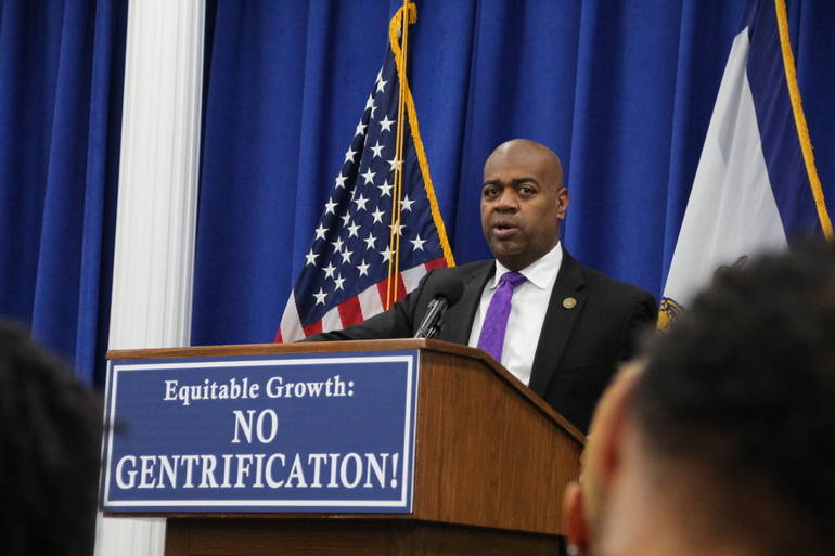 'Newark Must Not Become Another Brooklyn,' Baraka Says After Announcing Commission on Gentrification