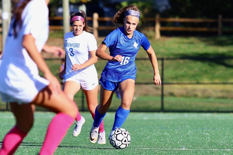 Lily Camacho #16 of Scotch Plains-Fanwood