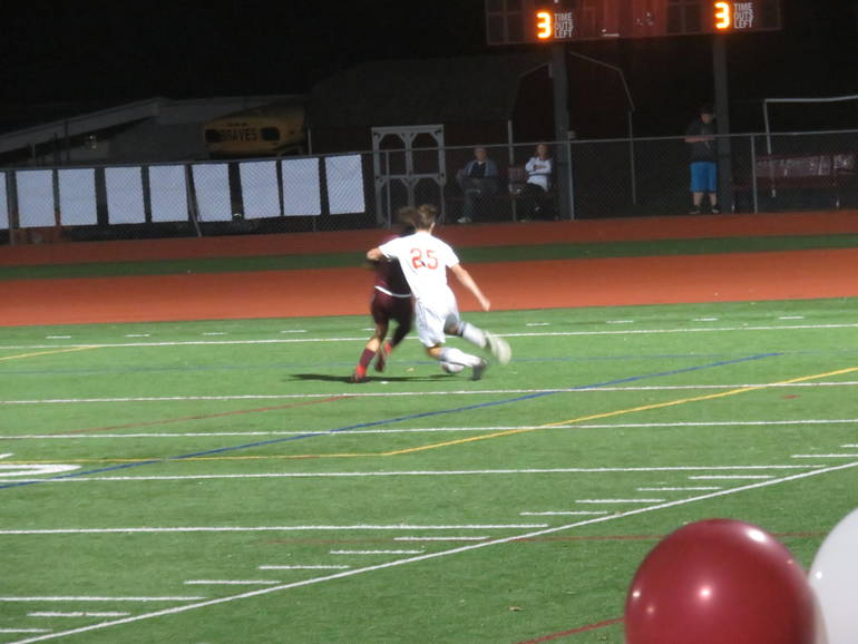 Newton Boys Soccer Team Gives Their All, Shuts Out Mount Olive