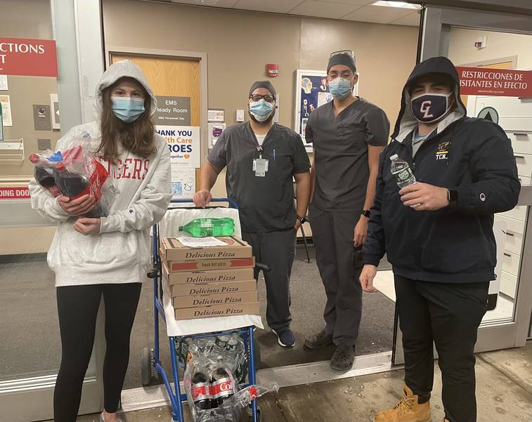 Doing Good, One Mask, Cookie & Luminary at a Time