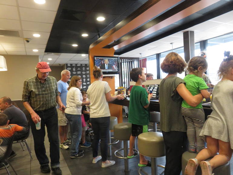 Merriam Partners With McDonalds For Unique Fundraiser