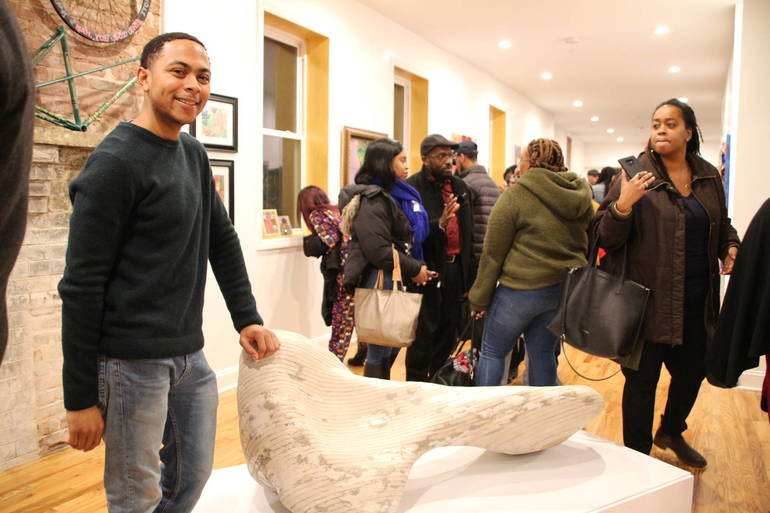 Couple's Vision Brings Art, Expression to Newark's West Ward