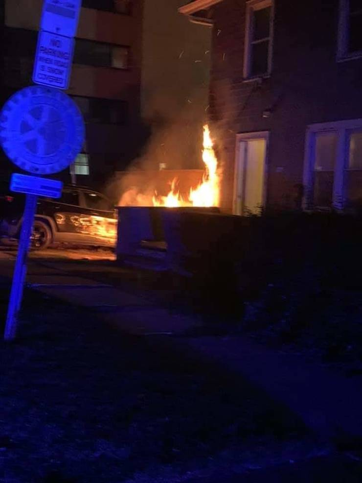 Off-Duty EMT at Hackensack University Medical Center Said Her Intuition Led Her To Spot a Working Fire Outside a Hackensack Residence