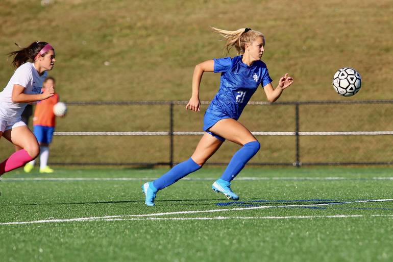 Leah Klurman #21 of Scotch Plains-Fanwood