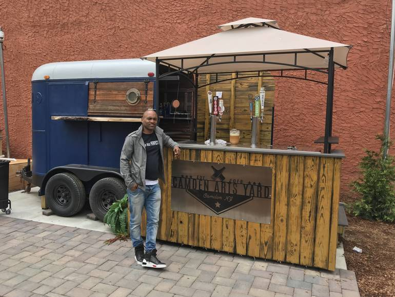 Camden Arts Yard Gives A Creative Edge To Downtown Tapinto