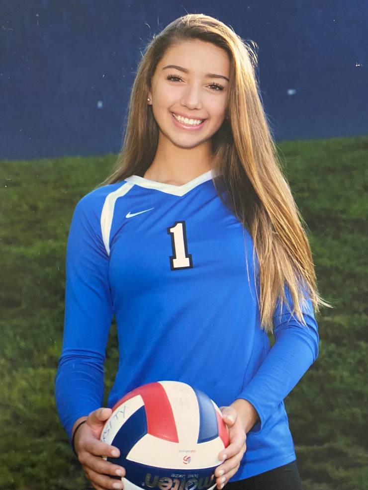 Scotch Plains-Fanwood Volleyball SeniorAdelina Berisha is this week's Joint Motion Physical Therapy Athlete of the Week.