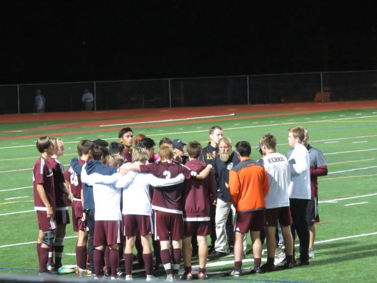 Newton Boys Soccer Dominates Against High Point