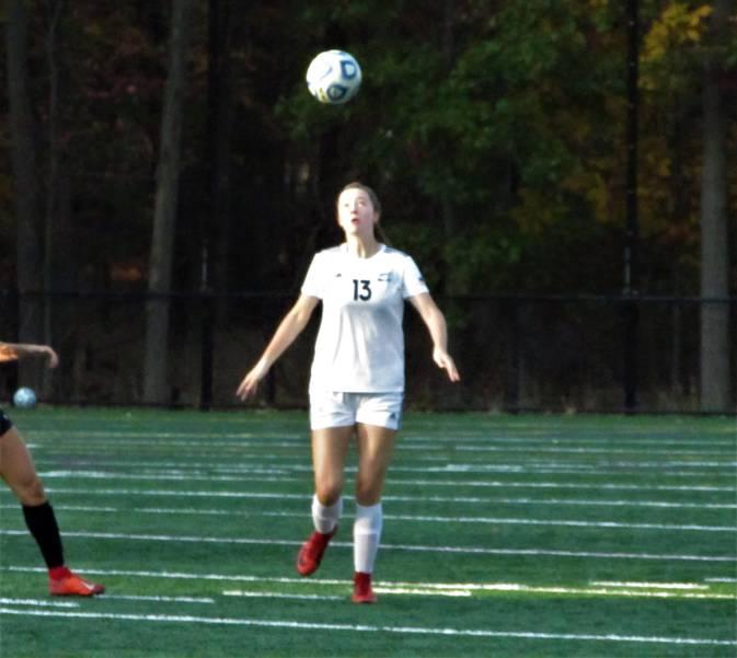Girls Soccer: West Orange Rolls Past North Bergen, 5-0, in Sectional Tournament
