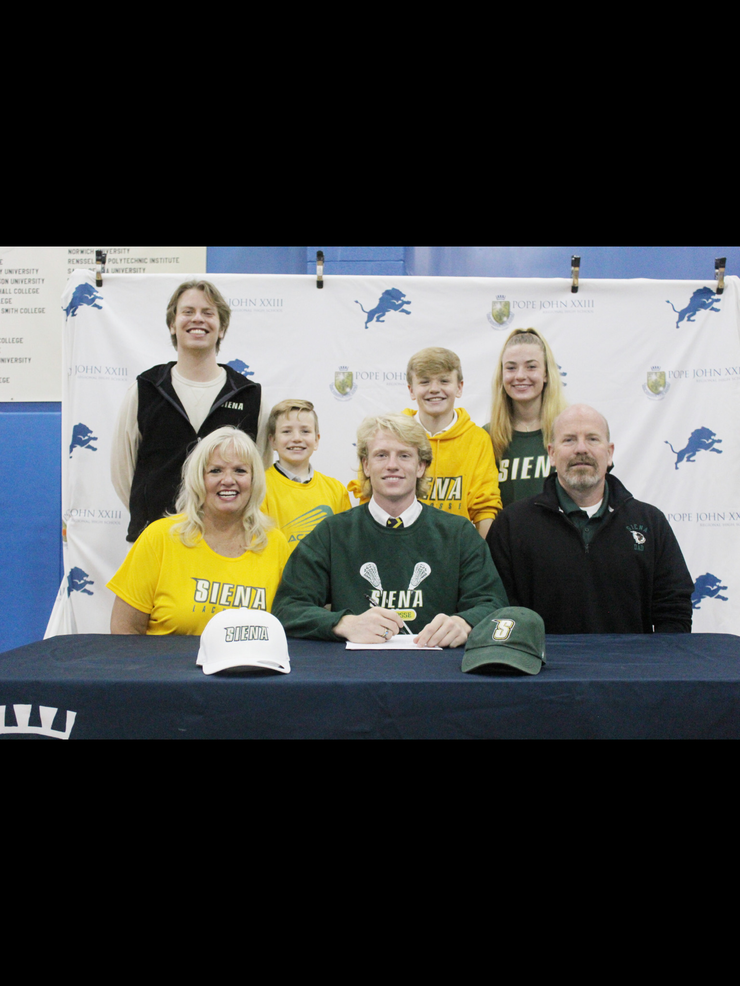 Sparta Student Athlete Jack Clifford Signs Letter of Intent