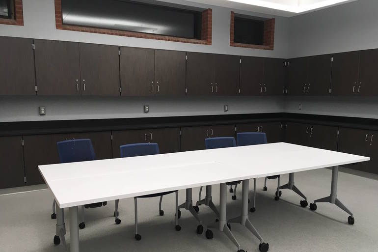 Millburn BOE Showcases New Learning Space at High School; Superintendent and Teach Contracts Ratified