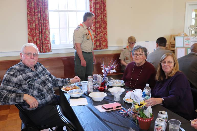 Jack O'Shaughnessy Becomes 52nd Eagle Scout of Boy Scout Troop 309