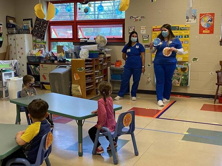 Fanwood-Scotch Plains Y Hosts Nursing Students Focused on Community Health
