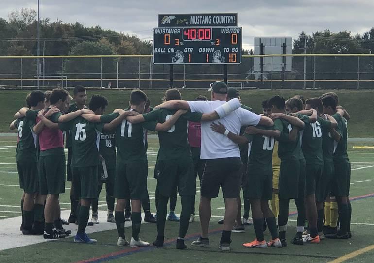 Montville faces Morris Tech in MCT boys soccer