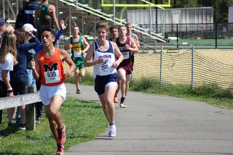2019 Cross Country Season Opener at the Roxbury Invitational
