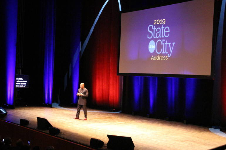Newark Mayor Hints at Universal Basic Income Pilot Program During State of the City Address