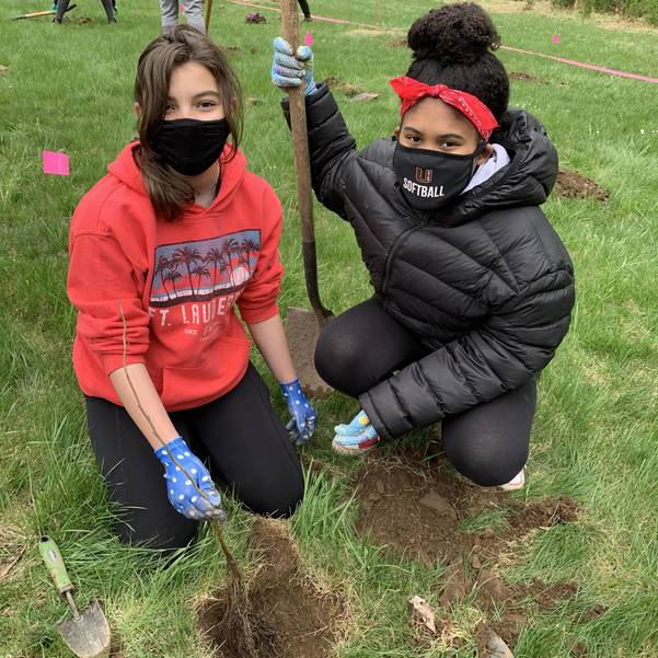 Girl Scouts Heart of New Jersey Joins Nationwide Initiative to Plant Five Million Trees in Five Years