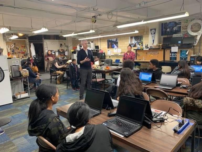 Montclair-based Non-profit Changing Lives, One Laptop at a Time.