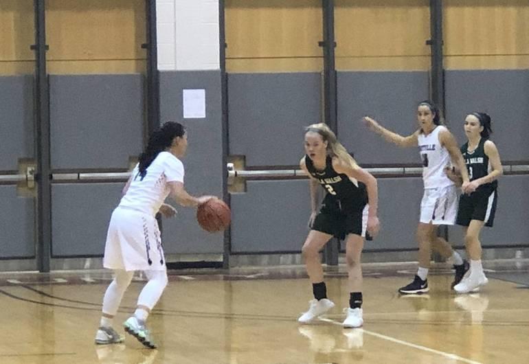 Montville tops Villa Walsh in girls basketball MCT semifinal